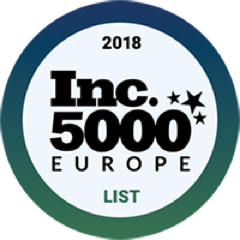 Inc. 5000 Europe List Adtraction