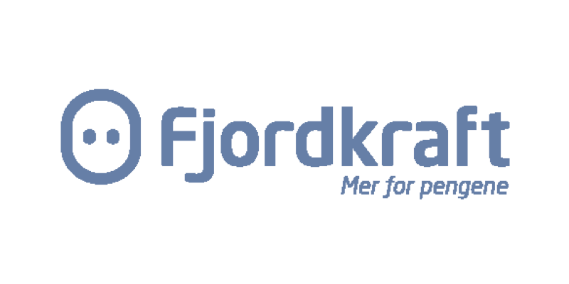 Adtraction affiliatenettverk annonsør logo Fjordkraft