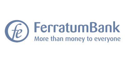 Logo des Advertisers aus Adtraction's Affiliate Netzwerk, Ferratum