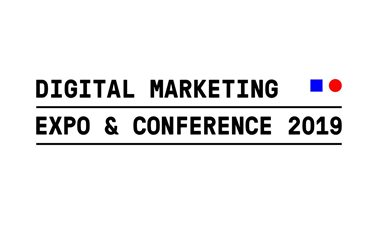 Digital Marketing Expo and Conference 2019 text