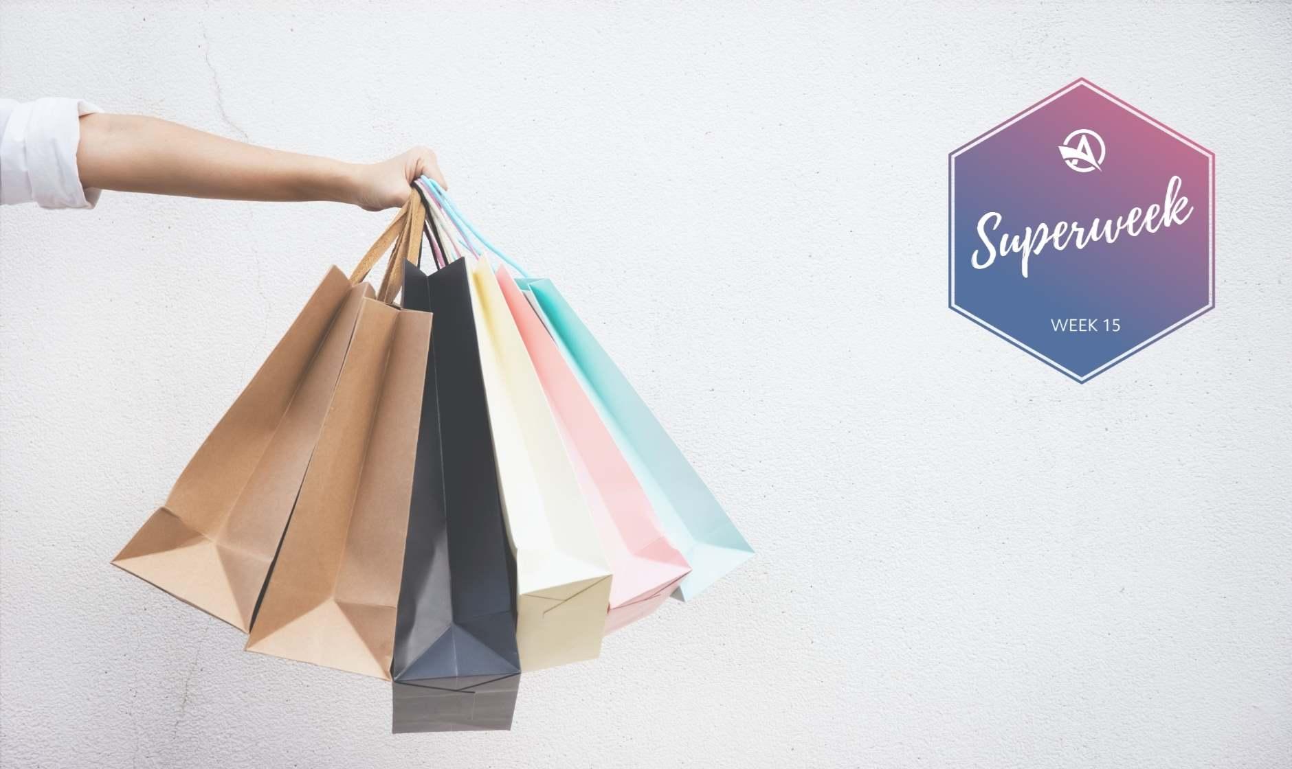 Superweek 2021 - Med Tilbud og Rabattkoder fra flere gode nettbutikker